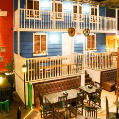 El Bandolero - Decoração - Detalhe interno: Bares e clubes  por Goal Archdes