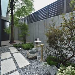 大地工房景觀公司が手掛けた庭