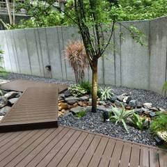 Garden by 大地工房景觀公司, Tropical
