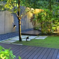 Garden by 大地工房景觀公司