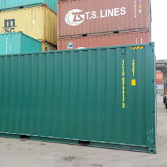 全新貨櫃:  活動場地 by CHS Container Taiwan Branch