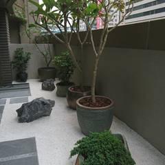 Zen garden by 大地工房景觀公司