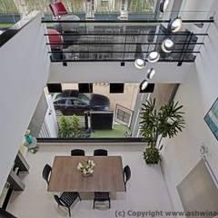 Striking House Room Designs: 40×60, 4BHK:  Floors by aaaa