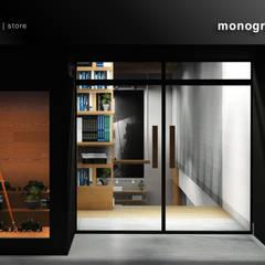 Monogram Asia Space:  Kantor & toko by ARAT Design