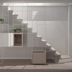 Stairs by Simone Fratta Architetto