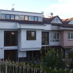 PLAN B – VİLLA RENOVASYON PROJESİ-ANKARA: klasik tarz tarz Evler