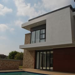 House DS:  Houses by ANTONIO DE FRANCA HOME DESIGNS, Minimalist