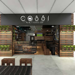 مطاعم تنفيذ MAHO arquitectura y diseño, C.A