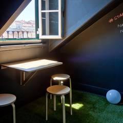 Start Up Lisboa: Escritórios e Espaços de trabalho  por Pedro Bernardo Gradim