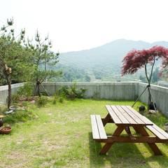 Garden by 건축사사무소 아키포럼