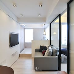 1:  Living room by Mister Glory Ltd
