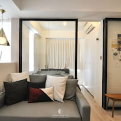 Timeless:  Bedroom by Mister Glory Ltd, Minimalist