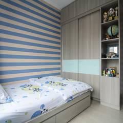 Home sweet home di Grand Galaxy Oleh Exxo interior Modern