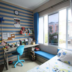 Tienerkamer door Exxo interior