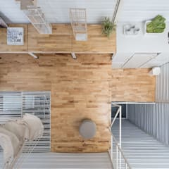 Nhà nhỏ:  Phòng giải trí by SMA Studio