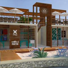 استخر by Art.chitecture, Taller de Arquitectura e Interiorismo 📍 Cancún, México.