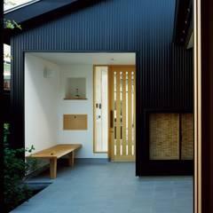Деревянные дома в . Автор – 前田工務店