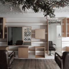 J`s garden:  商業空間 by 樂沐室內設計有限公司,