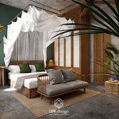 Bedroom by LEAF Design