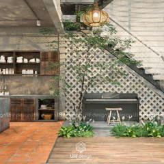 LEAF Design :  tarz Oturma Odası