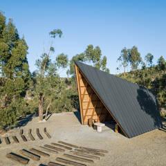屋頂 by Plano Humano Arquitectos
