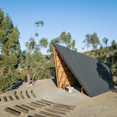Dach von Plano Humano Arquitectos