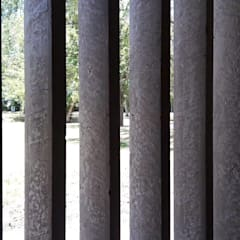 Vivienda M+S GB: Jardines de invierno de estilo  por Arquitectura Bur Zurita