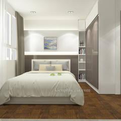 Schlafzimmer von Kiến Phúc Gia