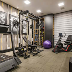 Gym by TRÍADE ARQUITETURA