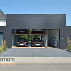 Garage/shed by KLAUS MULTIPARKING COLOMBIA