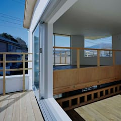 Terrace by 前田工務店