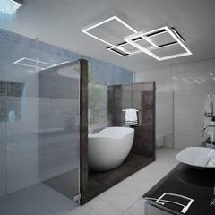Bathroom by Grupo ARK