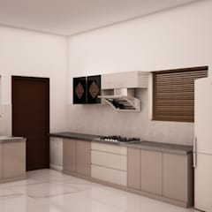 Modern Style Kitchen Design Ideas Pictures Homify Nvt Quality Build