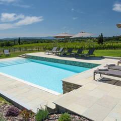 Bể bơi vô cực by MAURRI + PALAI architetti
