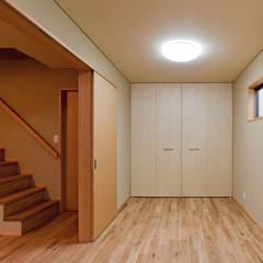杉並の家: 小町建築設計事務所が手掛けた子供部屋です。,