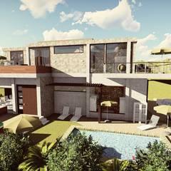 Passive house by Arquitectura su c