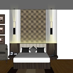 2011 PROJECTS:  Bedroom by MKC DESIGN,