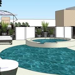 2013 PROJECTS: modern Garden by MKC DESIGN