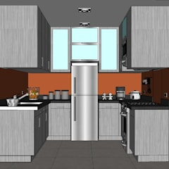 2013 PROJECTS:  Kitchen by MKC DESIGN,
