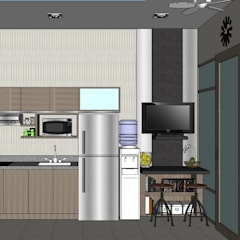 2014 PROJECTS:  Kitchen by MKC DESIGN