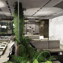 :  Gastronomy by KOKON zespół architektoniczny,Modern
