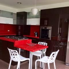 Vivienda Jacaranda - Arquitectura y Diseño Interior: Cocinas de estilo  por EPG  Studio