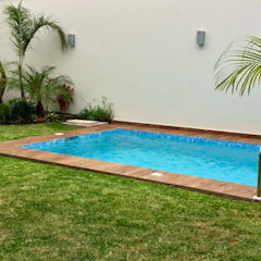 Pool by homify,
