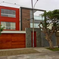Vivienda Jacaranda - Arquitectura y Diseño Interior: Casas de estilo  por EPG  Studio