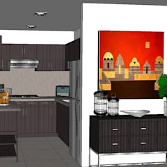 2015 PROJECTS:  Kitchen by MKC DESIGN,