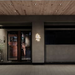 Nhà hàng by 樸十設計有限公司 SIMPURE Design