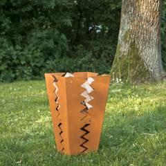 flash: minimalistischer Garten von keilbach designprodukte