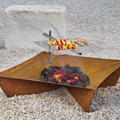 fluxus: minimalistischer Garten von keilbach designprodukte