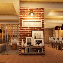 3D/Vista 1: Salas de estar  por ORMIGON ARCHI