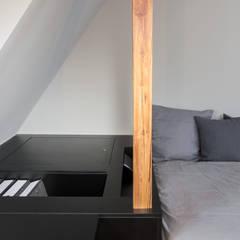 Umbau / Sanierung Dachgeschoss:  Dach von Behr Raumkonzepte